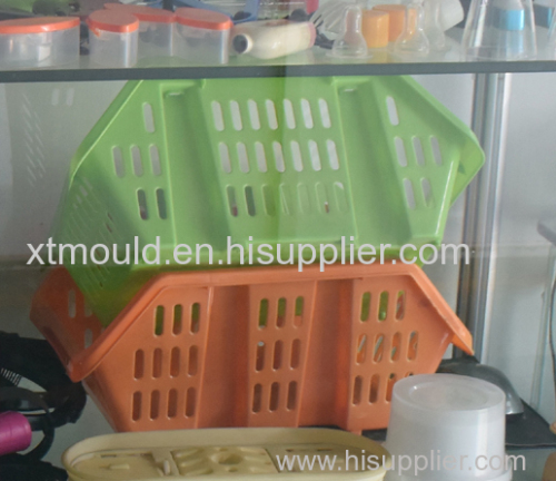 Plastic Packaging Container Injection Mould
