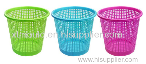 Waste Basket Injection Mould