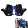 Gel Pad Breathable Sports Cycling Gloves Half Finger