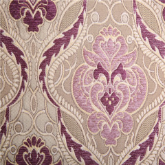 Luxury home textile Jacquard Chenille Upholstery Fabric