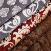 Hotel Luxury Jacquard Chenille Upholstery Fabric