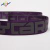 elastic nylon + spandex webbing customized the logo and pattern
