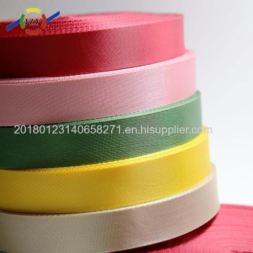 900d 2.5 cm PP webbing polypropylene webbing for bag