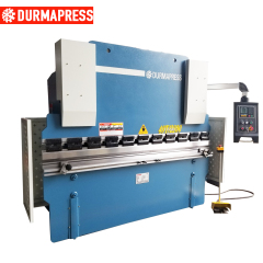 High efficiency hydraulic press brake machine