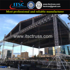 Aluminum Stage Lighting Trussing Projects