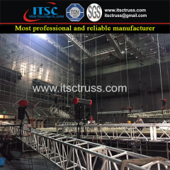Stage Truss Production Process