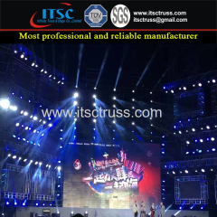 Stage lighting Trussing and Stagings and Scaffolding Towers for Stage Lighting and LED SCreen and Speakrs