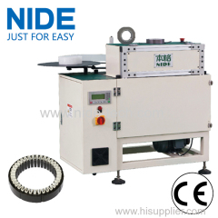 inslot insulation paper insertion stator paper inserting machine