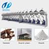 Potato starch processing machines