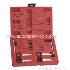 10 Pcs Radio Release Tool Kit