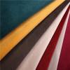 390gsm burnout velboa sofa fabric
