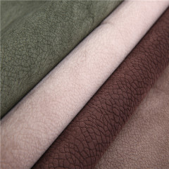 370gsm printed burnout velboa sofa fabric