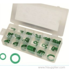 205 PC HNBR O-Ring Assortment