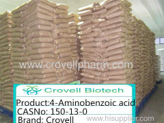 4-Aminobenzoic a-cid PABA 150-13-0 cas CASNo 150-13-0 C7H7NO2 hot sale products