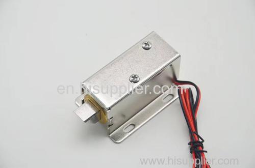open frame solenoid electromagnet