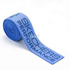 Jacquard Frosted Knitting elastic tape band