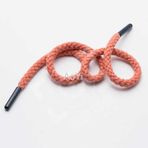 Eco-friendly braided cord for sportswear