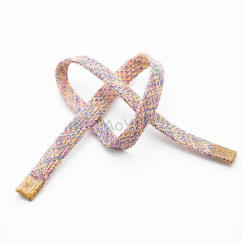Polyester Flat cord for garment