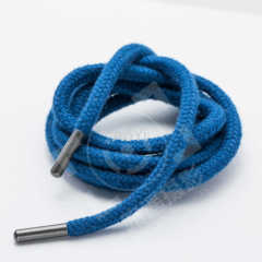 Cotton pants braided drawcord