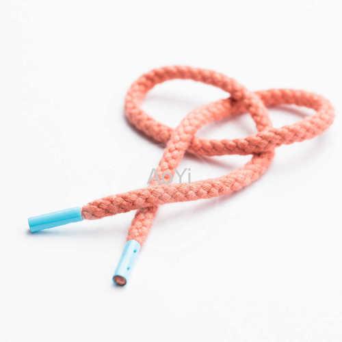 Round cord with Plasti tips