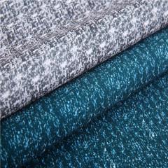 digital printed velour sport wear fabric