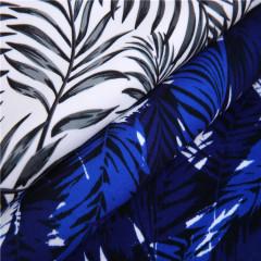 jugle design digital printed fabric
