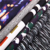 new design digital printed velboa fabric