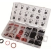 141 PC Sealing Fiber Washer Assortment