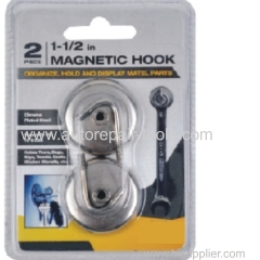 """2 Pcs 1-1/2"""" Magnetic Hook"""