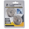 "2 Pcs 2"" Magnetic Hook"