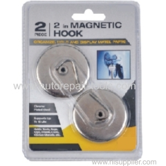 """2 Pcs 2"""" Magnetic Hook"""