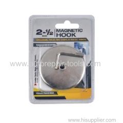 """2-1/2"""" Magnetic Hook 25 Lbs"""
