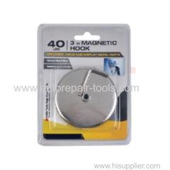 """3"""" Magnetic Hook 40 Lbs"""