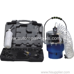 Pneumatic Brake Bleeder Kit BLACK