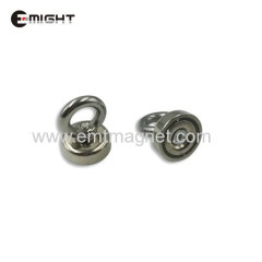 Pot Magnets Magnetic Assembly Disc D20X6mm