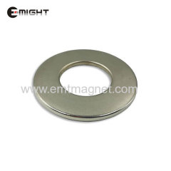 Sintered NdFeB Strong Magnet neodymium ring magnets Rare Earth Permanent Magnet Nickel Coating Neodymium Magnets