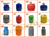 LPG Gas Cylinder For Cooking