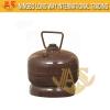 2kg Compressed Camping LPG Cylinder