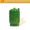 5kg Nigeria LPG Filling Bottle Cooking Gas Cylinder