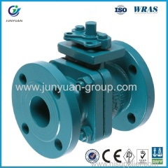 JIS-10K/16K Cast Iron Ball Valve