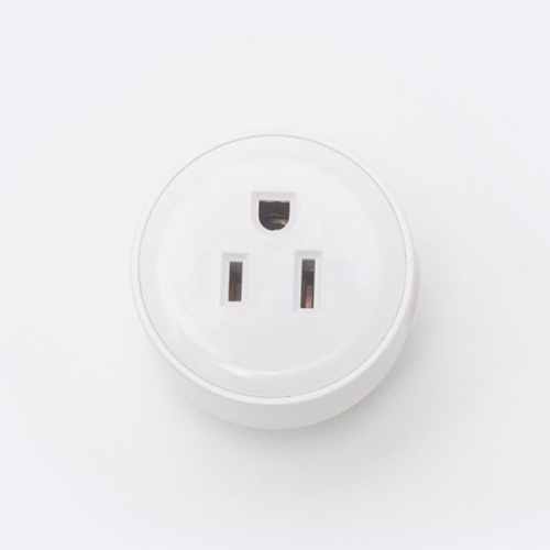 Mini Wi-Fi Smart Socket Outlet US Plug Turn ON/OFF Electronics from Anywhere With RGB Lighting X1 US