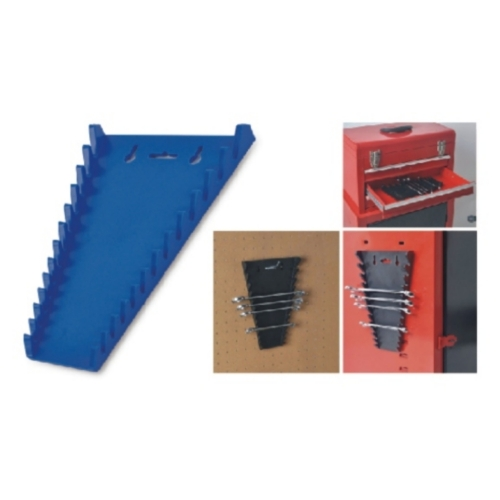 12-piece spanner wrench holder