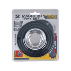 2pc Magnet Parts Tray Set