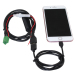 For Renault Clio Megane 2005-2012 AUX In Cable For IPod iPhone iPad Music