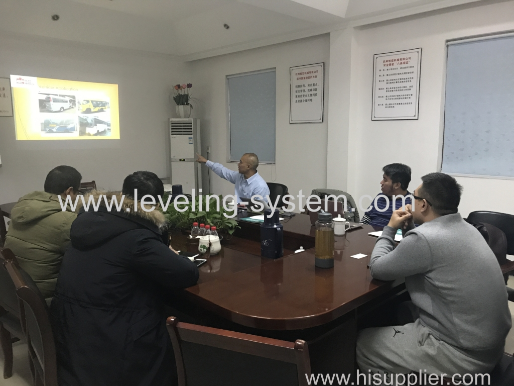 A New Indonesia Customer Visit Our Company