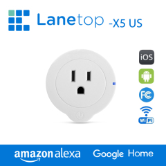 WiFi Smart Plug Mini Outlet with Energy Monitoring