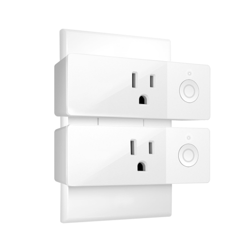 Mini Smart Plug Works with Amazon Alexa and Google Assistant