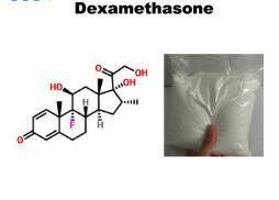 Dexamethasone api 50-02-2 99% API powder