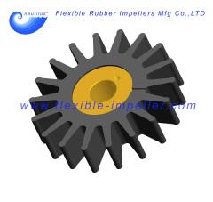 Flexible Rubber Impeller replace Jabsco 15299-1000 Neoprene(in developing)