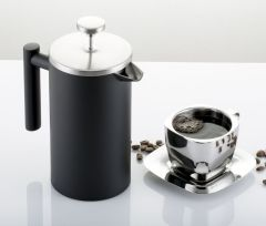 French Press Heat Resistant stainless steel Tea Maker Pot